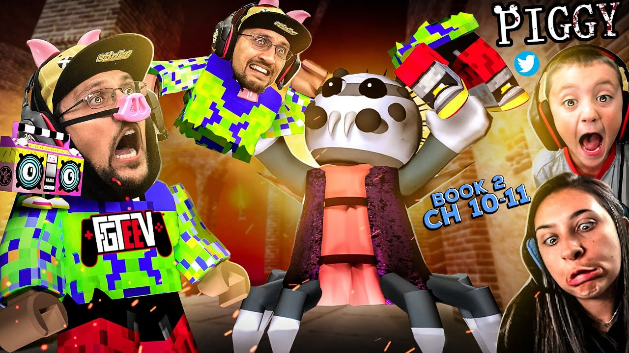Download Roblox Spider Piggy Can't Find his WHITE KEY! (Book 2 Ch. 10-11 Temple & Camp Gameplay)