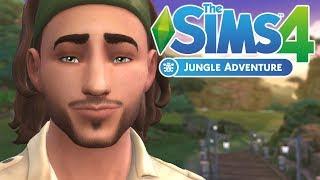 THE LOCALS - The Sims 4 Jungle Adventure | Episode 1