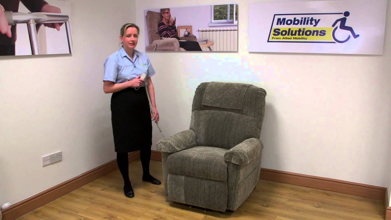 sc 1 st  YouTube & Pride Mobility LL805 Wall Hugger Riser Recliner Review - YouTube islam-shia.org