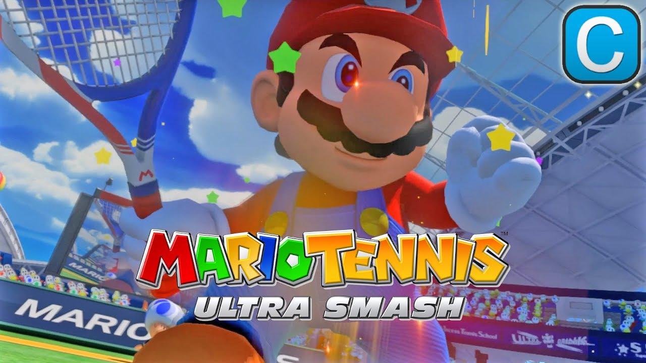 Cemu Emulator 1 11 3 | Mario Tennis: Ultra Smash [1080p] | Nintendo Wii U