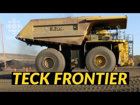 Teck Frontier: A Mega Oilsands Mine