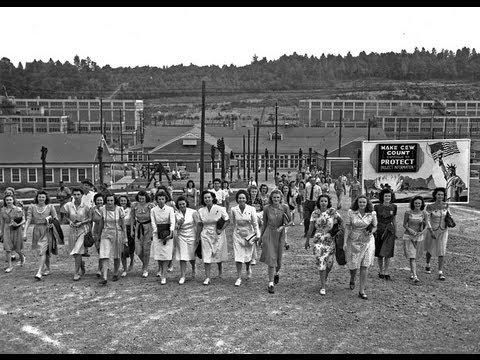 Secret Work of Women in 'Atomic City'