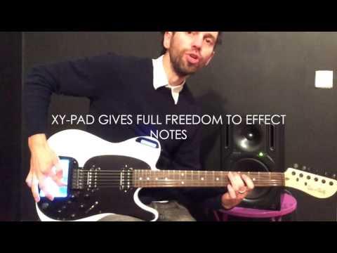 EXPRESSIV MIDI Pro Guitar demo - by ROR Guitars