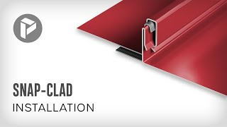 Metal Roofing - How to install Snap-Clad Standing Seam Panel