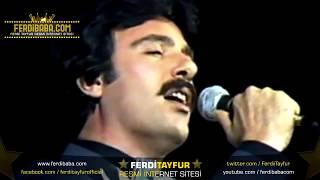 FERDİ TAYFUR -  01 Benim Gibi Sevenler & Avrupa Konseri   (www ferdibaba com)