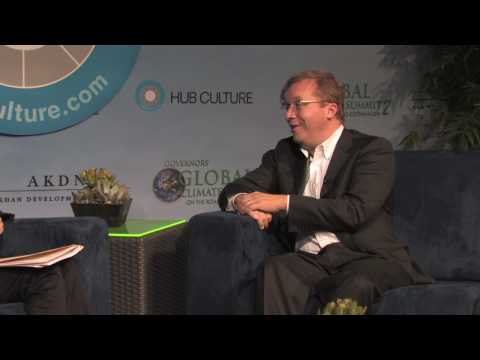Hub Interview with Marc Stuart at the Governors' Global Climate Summit 2.