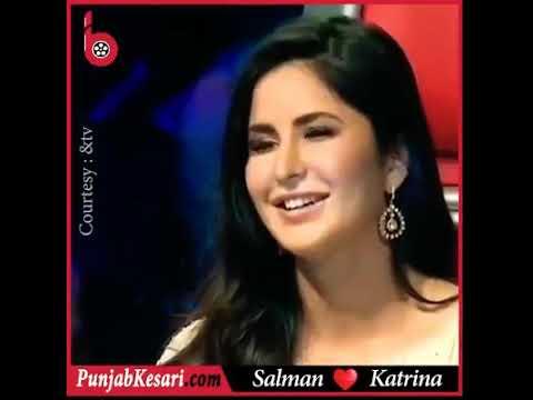 Salman Khan Love Katrina Kaif Sing Song