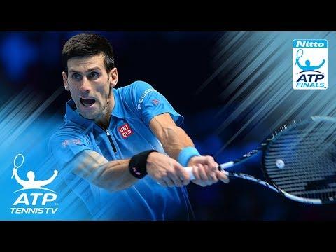 TOP 10 BEST ATP FINALS SHOTS: 2009-2017