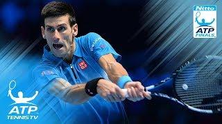 TOP 10 BEST ATP FINALS SHOTS & RALLIES: 2009-2017