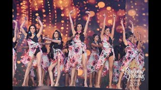 Bb. Pilipinas 2018 opening number (Audience view)
