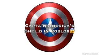 Roblox Avengers Testing, Captain America Shelid Showcase