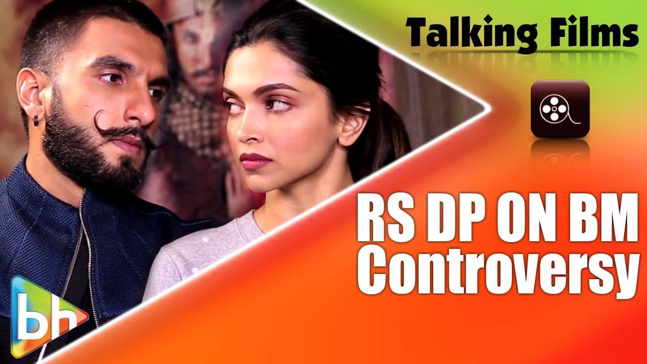 Ranveer Singh-Deepika Padukone Break Silence On 'Bajirao Mastani' Controversy