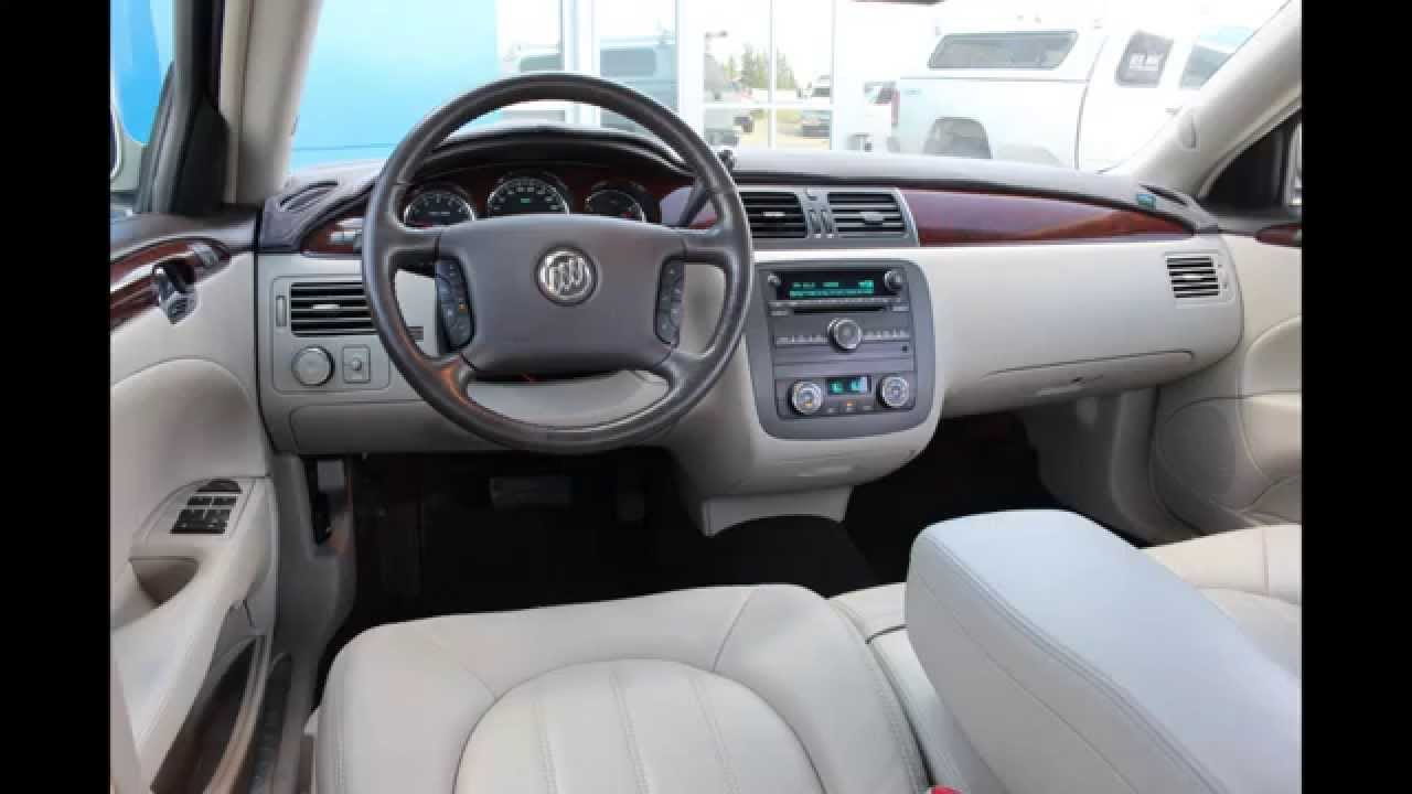 2008 buick lucerne cxl in review red deer youtube. Black Bedroom Furniture Sets. Home Design Ideas