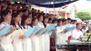 Lễ kính Thánh Đaminh Bùi Chu - Ca đoàn Kiên Lao - Hiệp Lễ