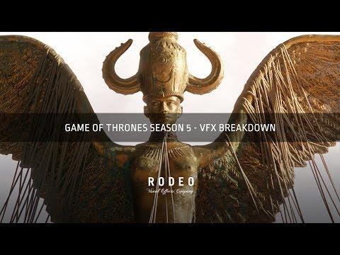 Game Of Thrones Season 5 | VFX Breakdown By Rodeo FX