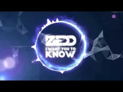 Zedd - I Want You To Know ft. Selena Gomez (Lyric Video)