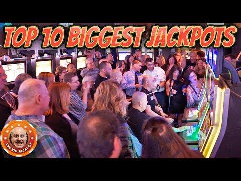 ✦ Top 10 BIGGEST SLOT JACKPOT$ ✦ February 2019 COMPILATION 🎰HUGE WIN$ | The Big Jackpot