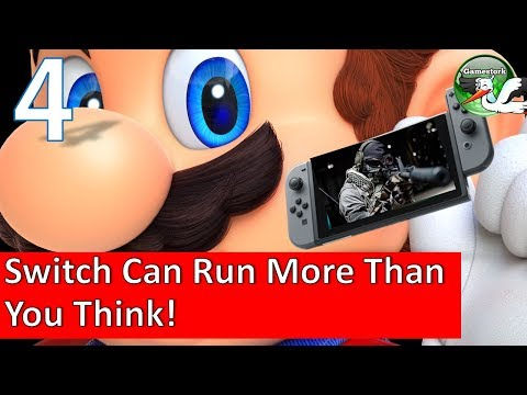 Anything Wii U Can Do, Switch Can do Better!  Call of Duty Nintendo Switch Possibilities!
