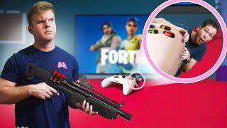 Fortnite Hide And Seek In A GIANT Bedroom!