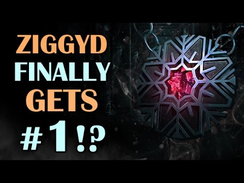 Path of Exile: ZIGGYD GETS #1?!? - Headhunter Race Commentary (Ranger)