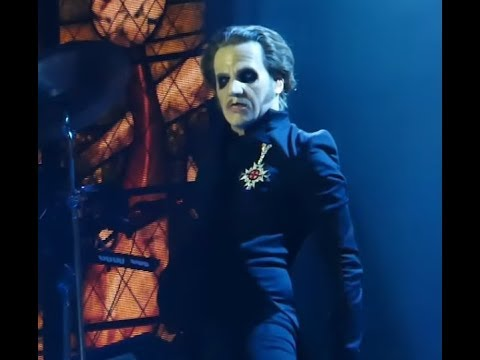 Ghost to release new song in early 2020 - Tobias interview