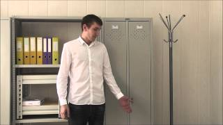 Металлические шкафы для одежды(Металлические шкафы для одежды в Новосибирске.http://youtu.be/8viHbdqV0cM Полный перечень металлических шкафов для..., 2015-05-26T08:24:05.000Z)