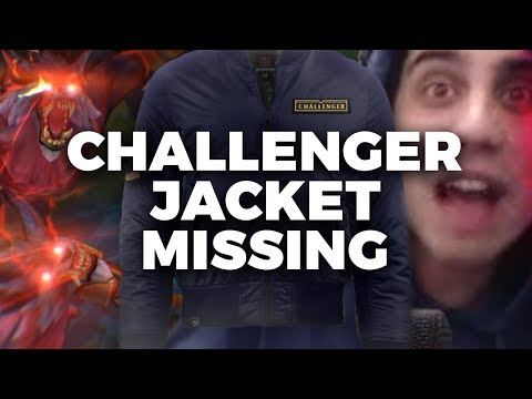 WHERE IS MY CHALLENGER JACKET???? ft. Insane Warwick Gameplay