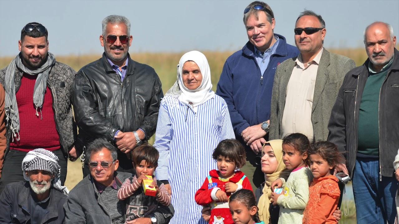 Restoring Eden: Brian Helmuth Talks about Collaborating in Iraq