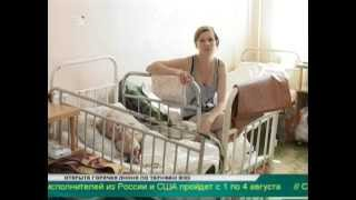 В Челябинске 13 детей попали в больницу с менингитом