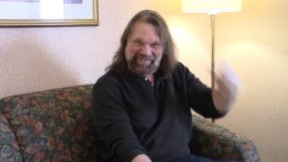 Jim Duggan on Bad News Brown