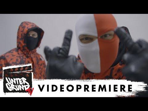 Came & Blokkmonsta - Man muss fort sein (Official HD Video)