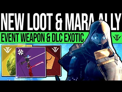 Destiny 2 | QUEENS FAREWELL & CRIMSON WEAPON! Sorrow Exotic, Uldren Update, New Loot & The Stranger! thumbnail