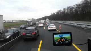 #11 Ремонт дороги в Германии | Илья Дальнобой