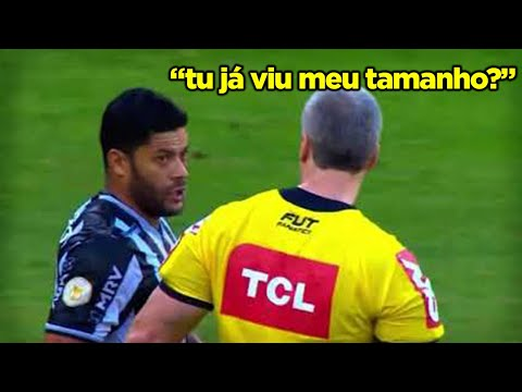 RECLAMA COM O ÁRBITRO AGORA HULK!!! HULK JOGA BEM E ATLÉTICO VENCE O SÃO PAULO!!