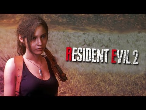 download Resident Evil 2 - CLAIRE ENDING - Part 7