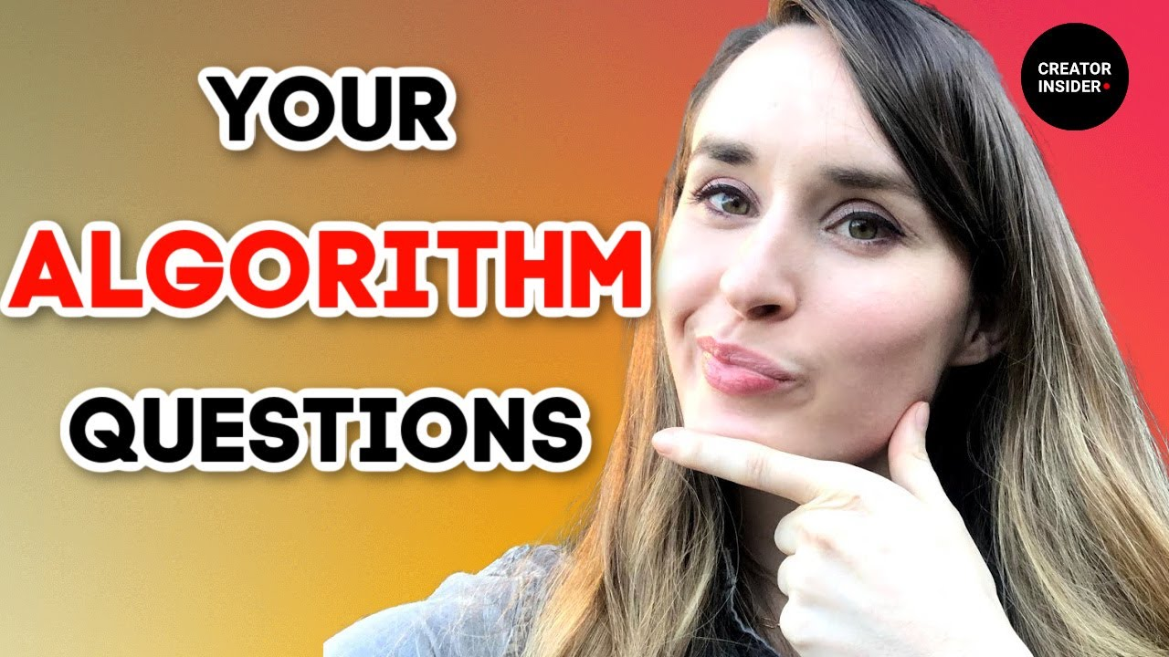 8 YouTube Algorithm Questions ANSWERED!