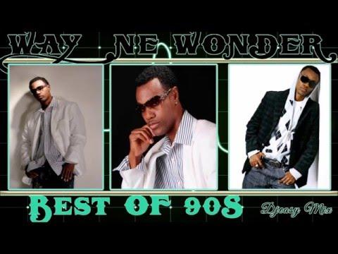 Wayne Wonder  90s -  Early 2000 Juggling mix by djeasy