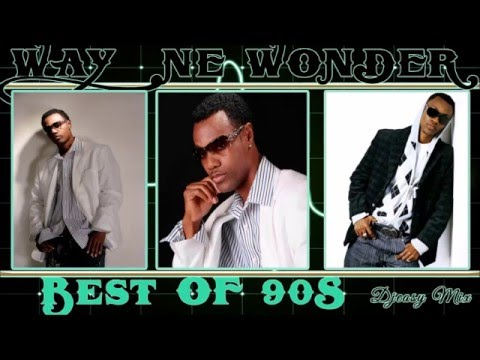 Wayne Wonder  90s -  Early 2000 Juggling mix by djeasy
