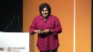 MIT China Summit: Nergis Mavalvala