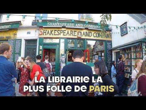 La Librairie La Plus Folle De Paris