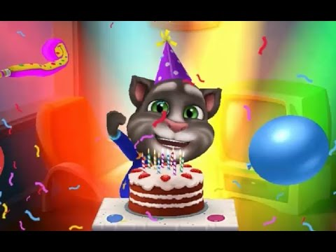 My Talking Tom Level 7 Gameplay Kids Games Youtube
