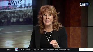 If Lonzo Ball is not up for MIP this year then nobody has cable - Nancy Lieberman on Ball big season