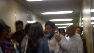 sharmila farooqui scandal with Ali Mirza at Karachi airport