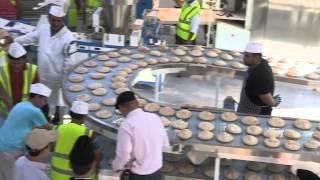 Jalsa Salana UK 2013: Roti Plant