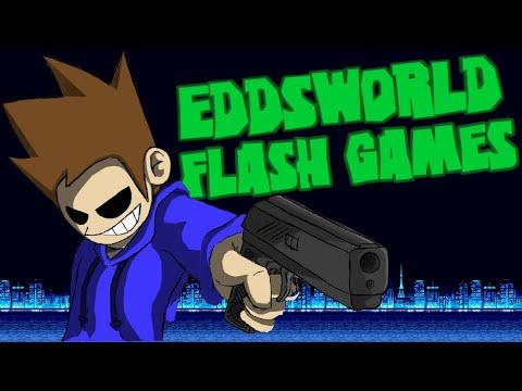 Eddsworld Video Games - Every Eddsworld Flash Game Reviewed