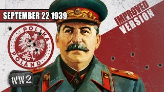 The Russians are Coming! - The Soviet Invasion of Poland - WW2 - 004 - September 22, 1939 [IMPROVED]