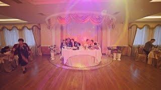Свадьба. Елена и Олег. Ресторан.