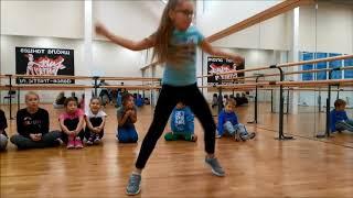Тренировка по Хип хопу для детей, урок для начинающих
