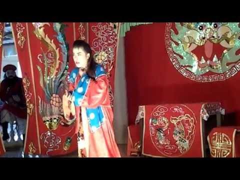 Doan nghe thuat BAO AN-KIEU LOAN:Ngu Sac Chau(hoan cot)