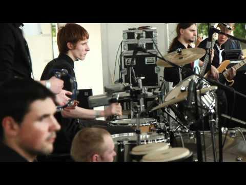 Garforth Jazz Rock Band at Garforth Arts Festival 2010 - Boogie Stop Shuffle